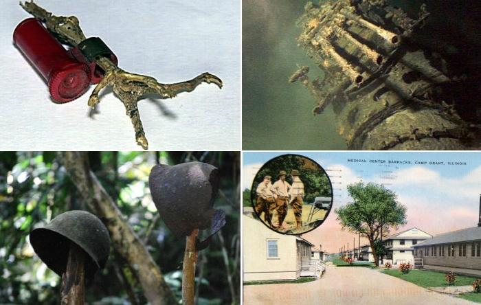 Удивительные артефакты Второй мировой.