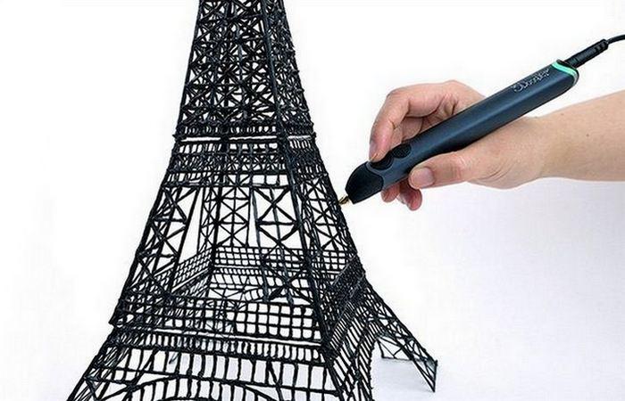 3D-ручка 3Doodler Pen.