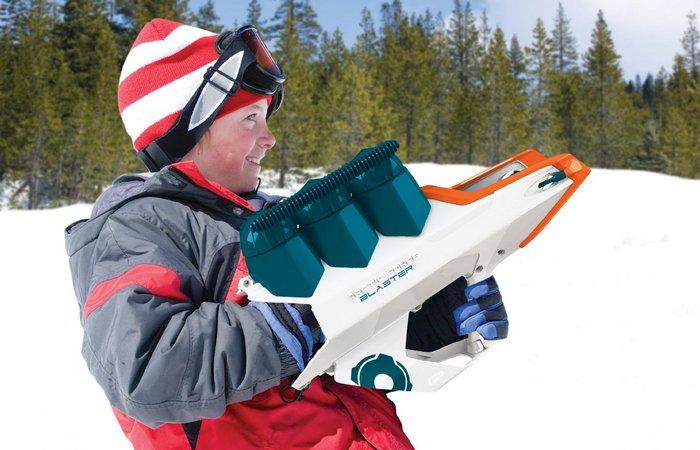 WHAM-O SnowBall Blaster.