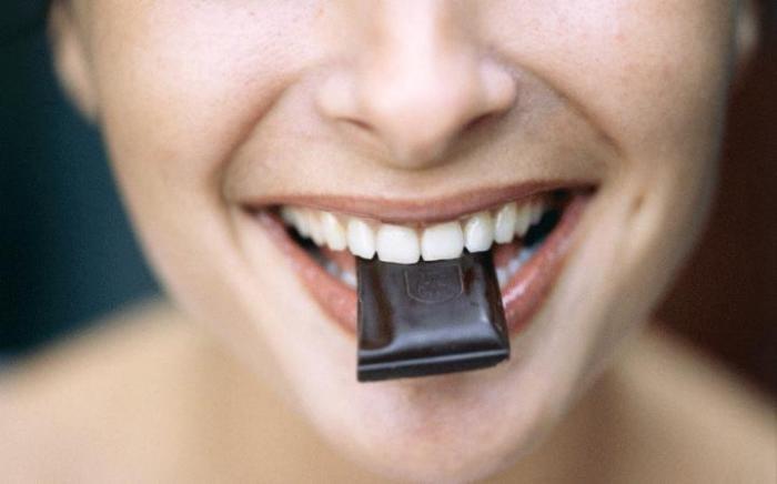 И не отказывайте себе в шоколадном удовольствии!