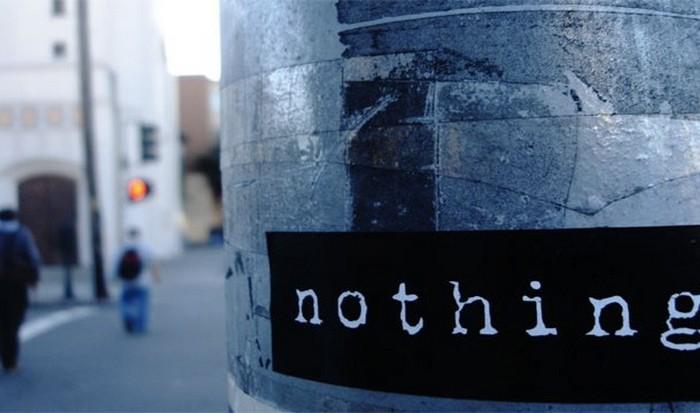 Ничего... как много в этом слове!