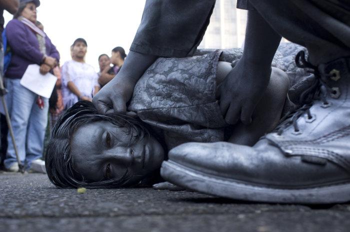 Гватемала - страна с высоким уровнем СПИДа.