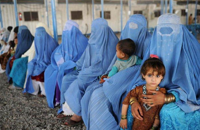 Афганистан - страна с самым высоким уровнем материнской смертности в мире.