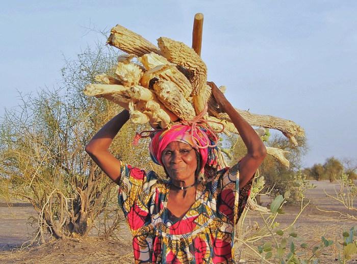 В Чаде женщины практически бесправны.