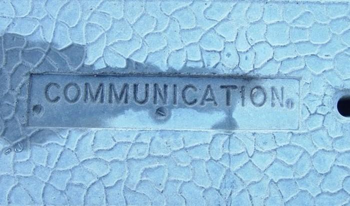 Тебе стоит научиться общаться