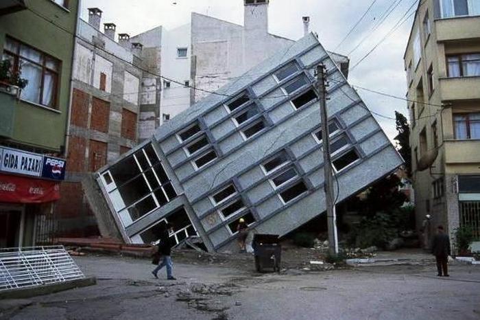 Измит, Турция. 1990 год.
