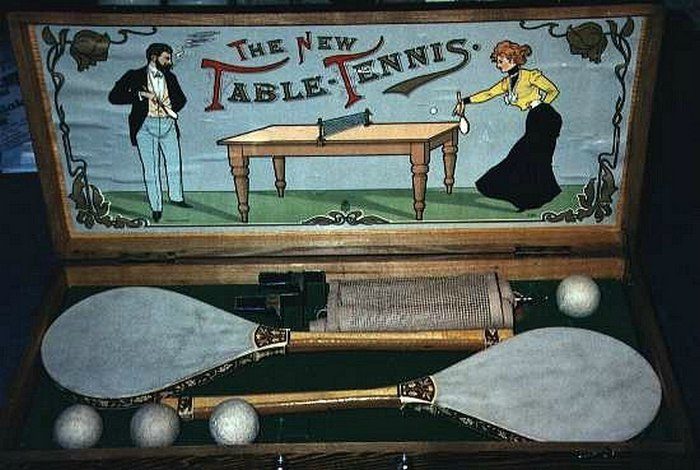 *Настольный теннис* - зарегистрированная торговая марка.