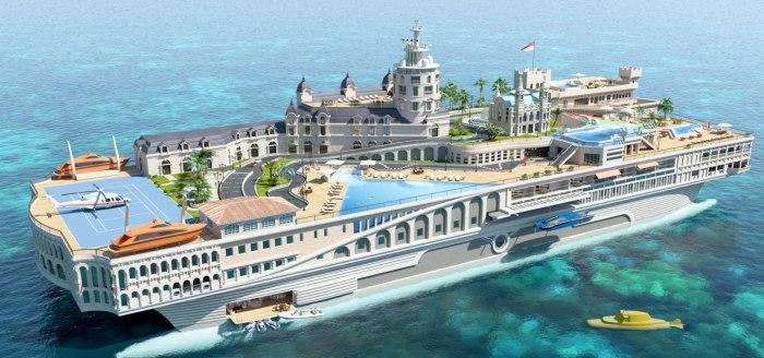 The Streets of Monaco.