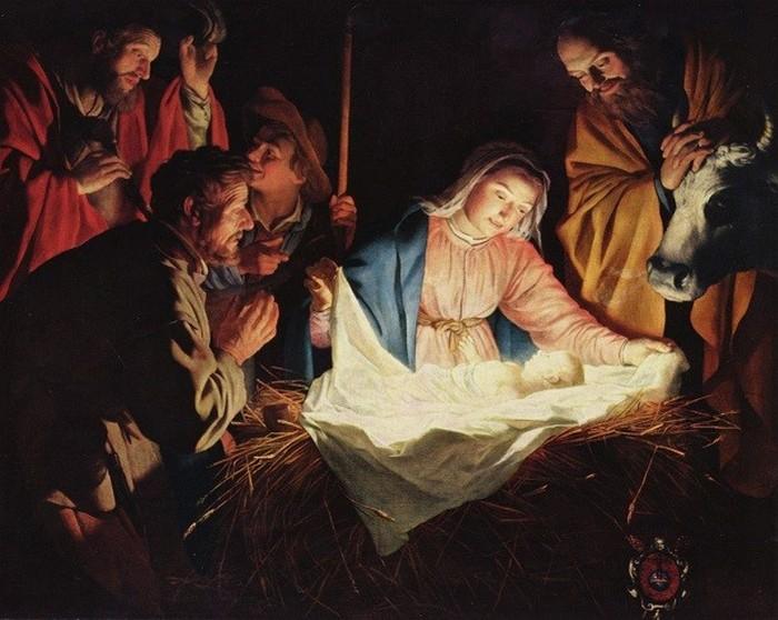 Иисус родился вовсе не зимой.