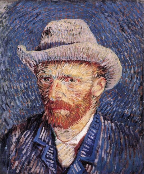 Ван Гог и его ухо.