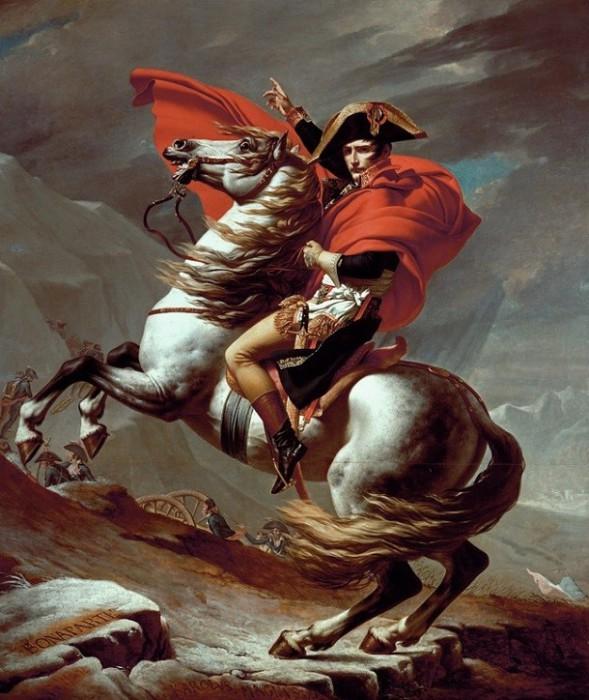 Наполеон не был карликом