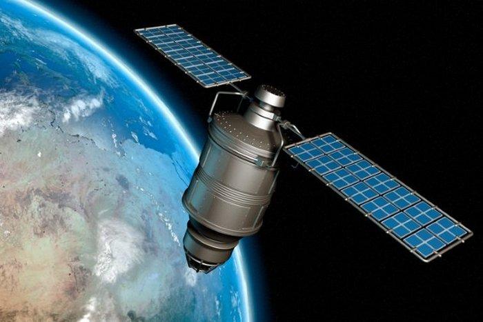 Спутниковые изображения.
