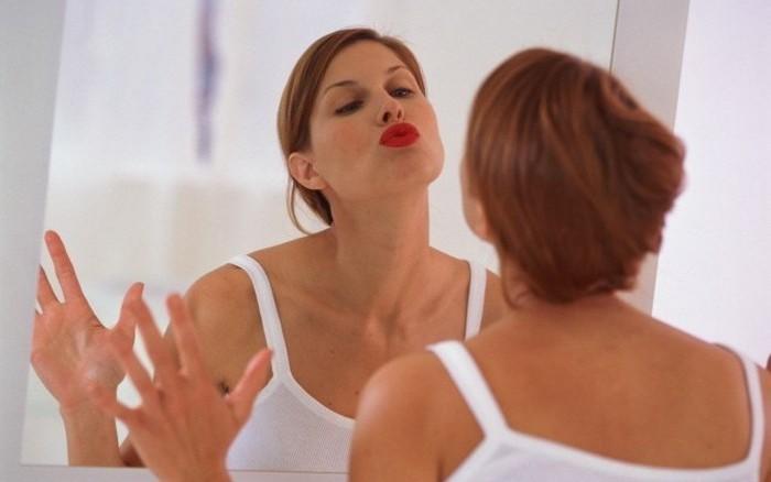 И внимательно посмотрите на себя в зеркало!