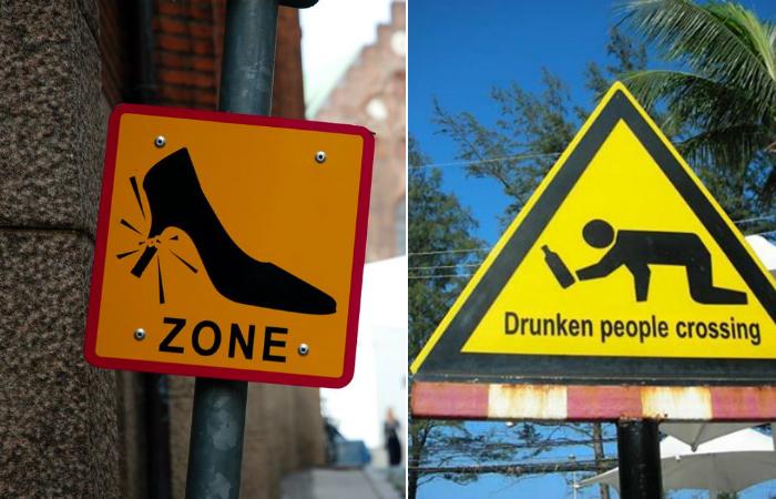 Cамые странные и смешные знаки