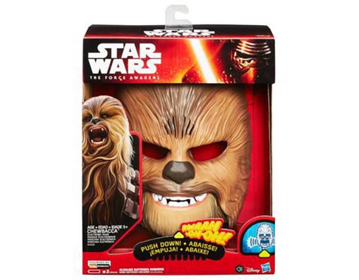 Электронная маска Чуи от Hasbro