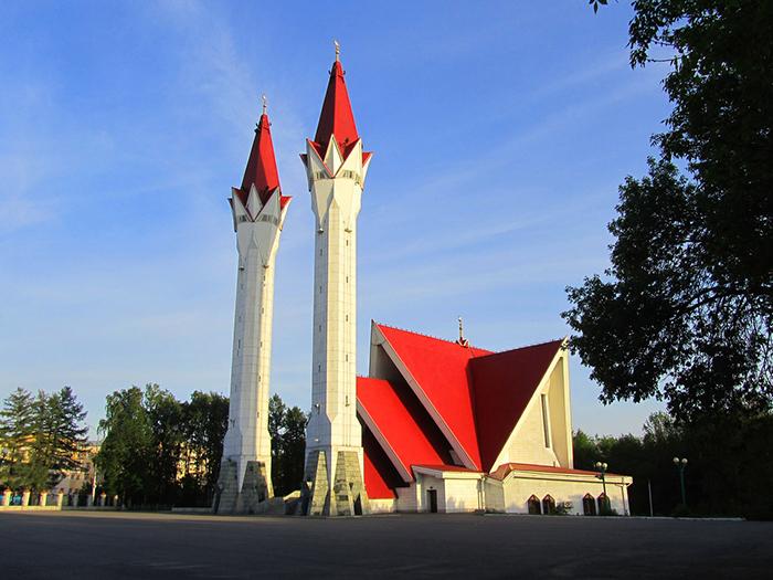 Уфа: 30 удивительных шедевров архитектуры столицы Республики Башкортостан (Часть 2)