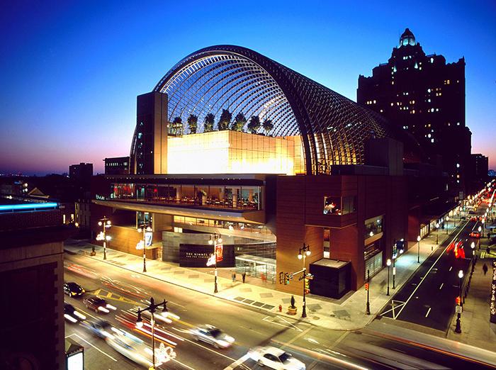 Прекрасная Филадельфия: 20 потрясающих архитектурных комплексов главного города штата Пенсильвания (Часть 2)