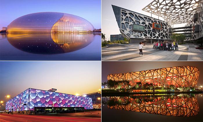 27 прекрасных примеров современной архитектуры Китая, которые должен увидеть каждый