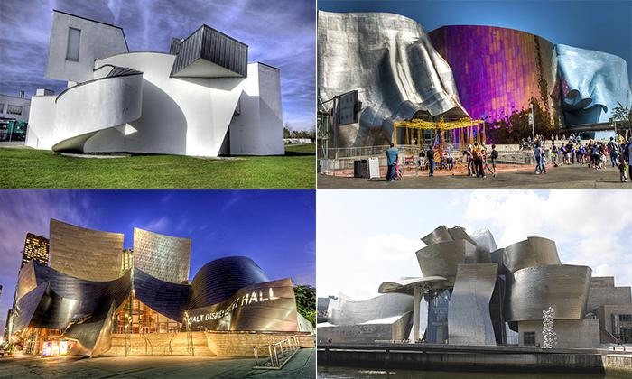 Гений деконструктивизма. 24 самых значимых здания Фрэнка Гери.