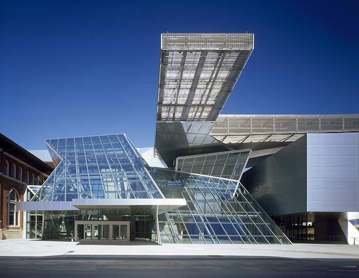 Музей искусств в Акроне, США