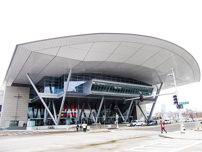 Выставочный комплекс и конгресс-центр в Бостоне, США