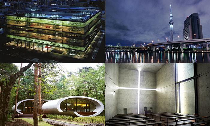 25 шедевров потрясающей современной архитектуры Японии, которые стоит увидеть каждому