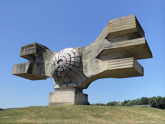 2. Памятник Революции в Мославине, Хорватия