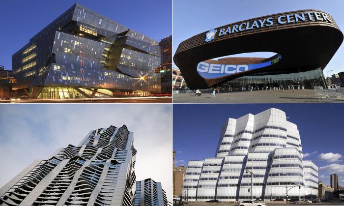 20 выдающихся примеров современной архитектуры Нью-Йорка, о существовании которых многие даже не догадываются
