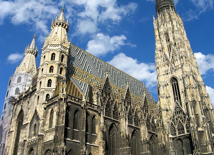 25 потрясающих шедевров архитектуры Австрии (Часть 1)