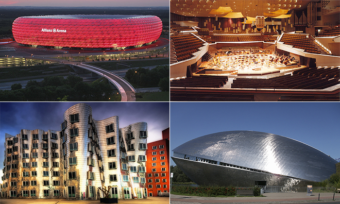 30 невероятных шедевров современной архитектуры Германии, о которых нужно знать