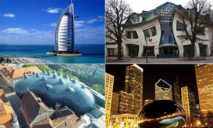25 самых невероятных и вдохновляющих примеров удачного симбиоза архитектуры и дизайна, которые должен увидеть каждый