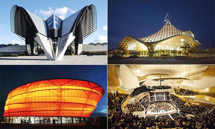 24 потрясающих шедевра  современной архитектуры Франции, которые должен увидеть каждый.