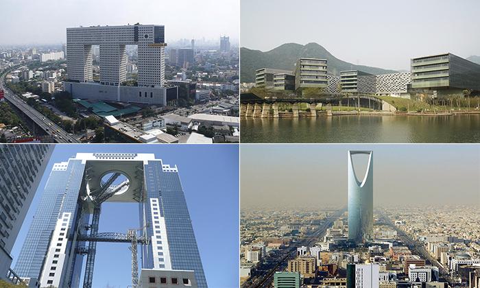 14 самых странных небоскребов в мире