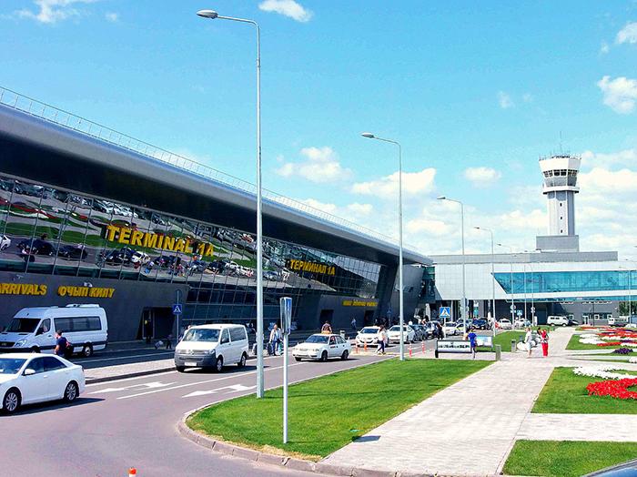 Терминал 1A международного аэропорта Казани