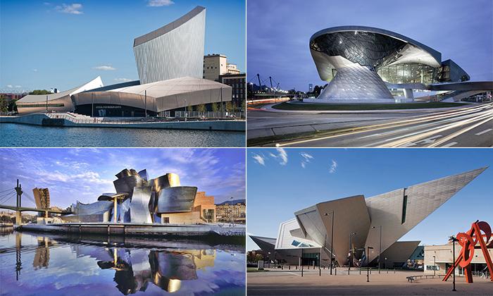15 шедевров архитектуры деконструктивизма