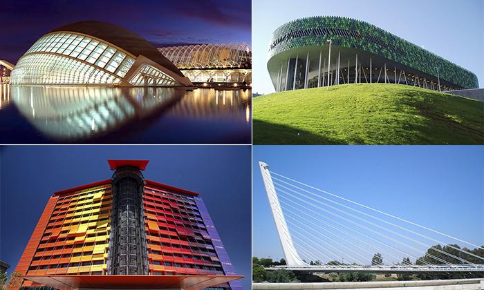 25 выдающихся примеров современной архитектуры Испании