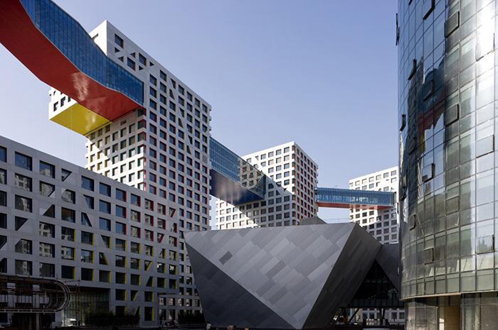 Многофункциональный комплекс «Гибрид» в Пекине