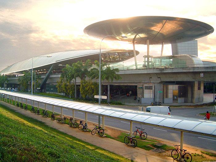 Станция метрополитена «Экспо»