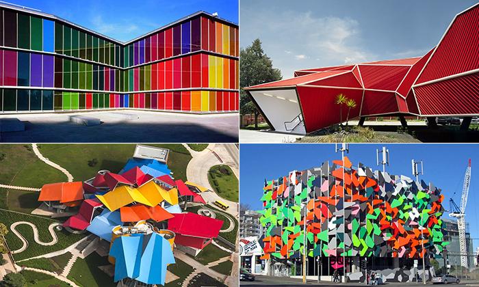 22 поражающих воображение примера яркой архитектуры, которые стоит увидеть своими глазами