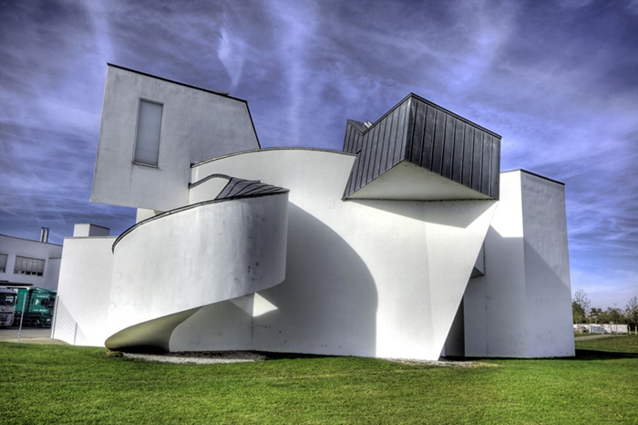 Музей дизайна «Витра» в Вайле-на-Рейне