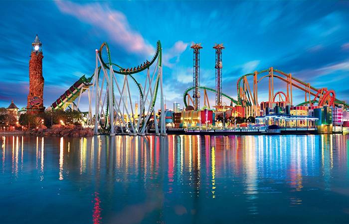 25 самых посещаемых тематических парков в мире, в которых стоит побывать во время долгожданного отпуска. Продолжение
