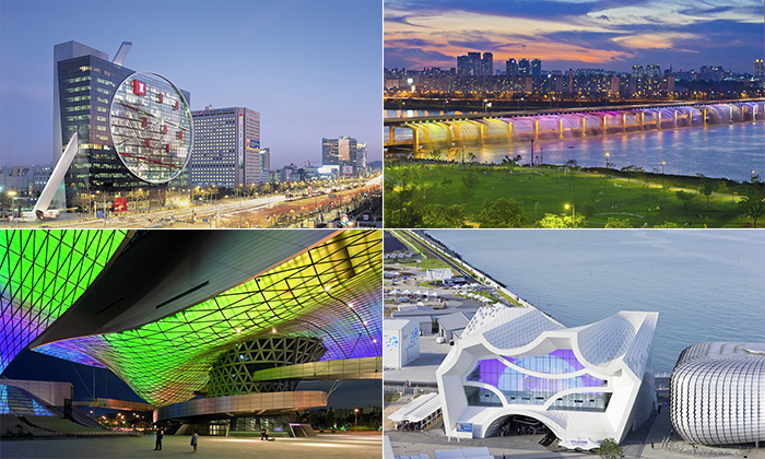 24 восхитительных примера современной архитектуры Южной Кореи, мимо которых не должен пройти ни один турист