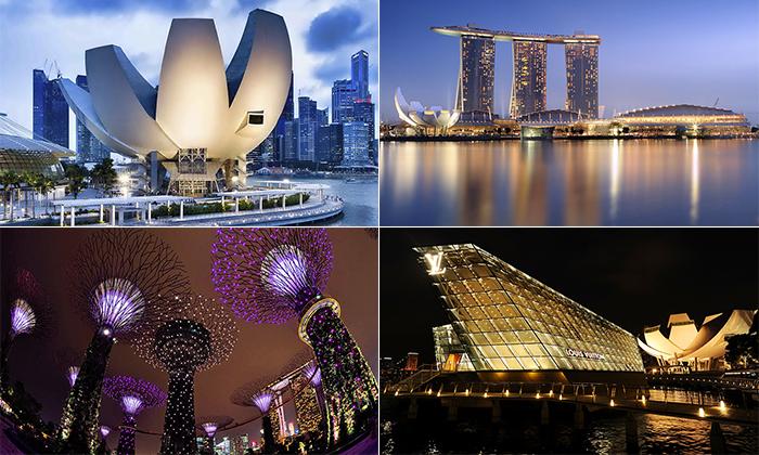 27 шедевров современной архитектуры Сингапура, которые обязательно стоит увидеть