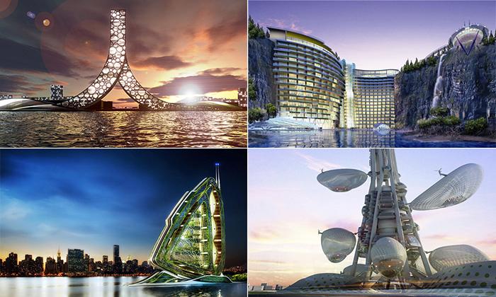 15 невероятных проектов будущего, которые не были реализованы