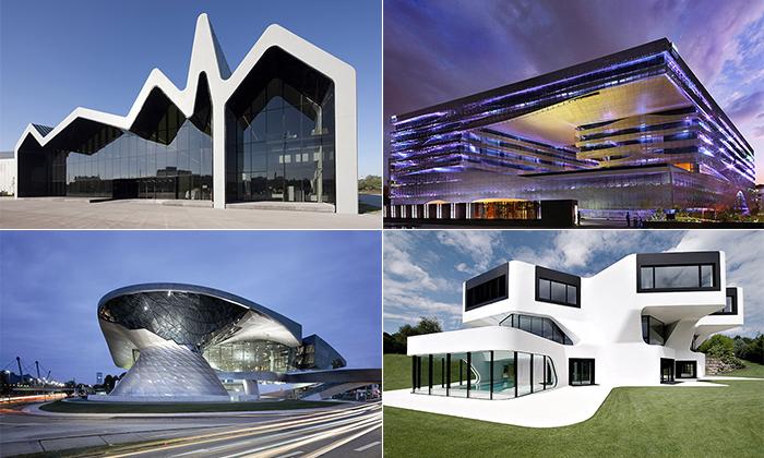 20 современных примеров невероятно выразительной архитектуры, с которыми нужно непременно ознакомиться