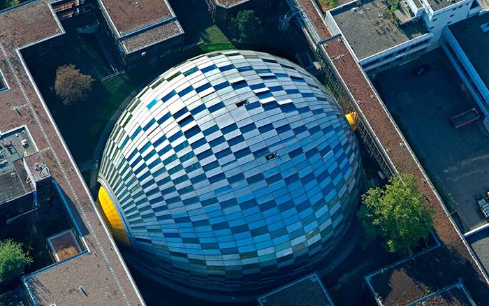 Филологическая библиотека Свободного Университета в Берлине