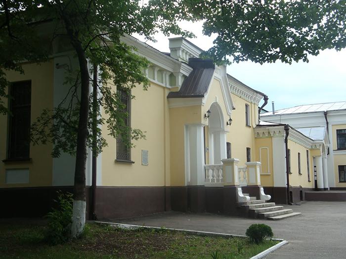 Башкирский Государственный Художественный Музей имени М.В.Нестерова