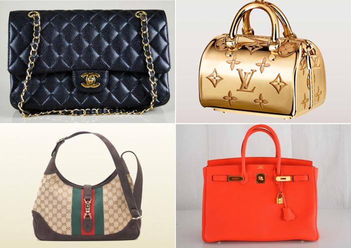 10 дамских сумочек, которые никогда не выйдут из моды