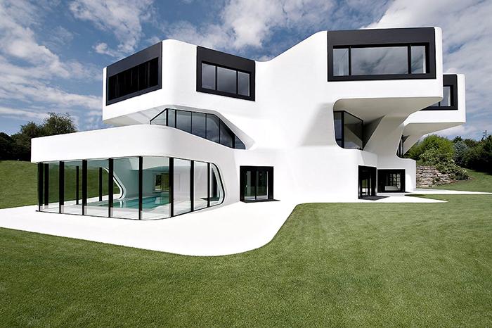 Жилой дом «Дупли-Каса» в Баден-Вюртемберге