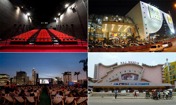 10 невероятных кинотеатров, которые должен посетить каждый кинолюбитель